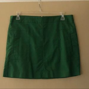 Green GAP skirt